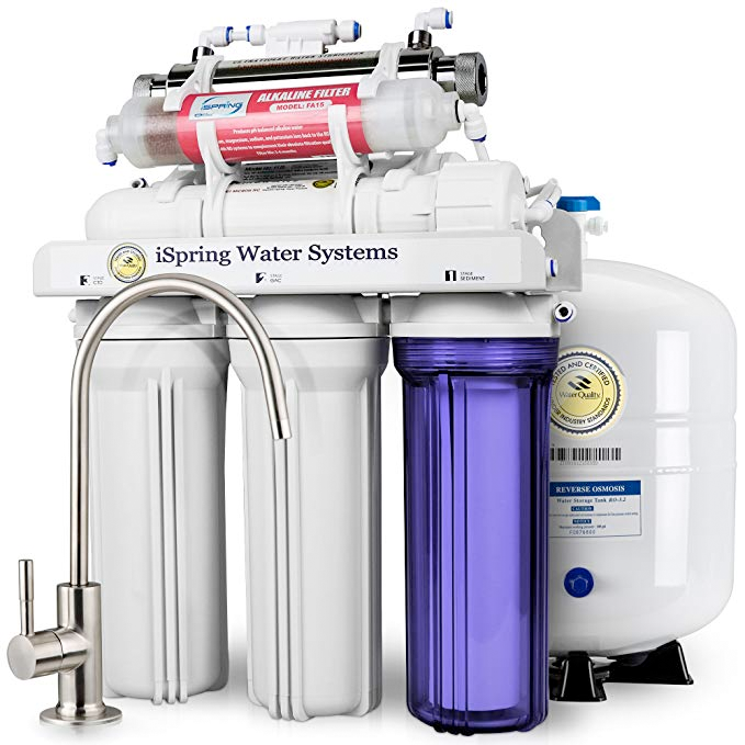7-Stage Reverse Osmosis System